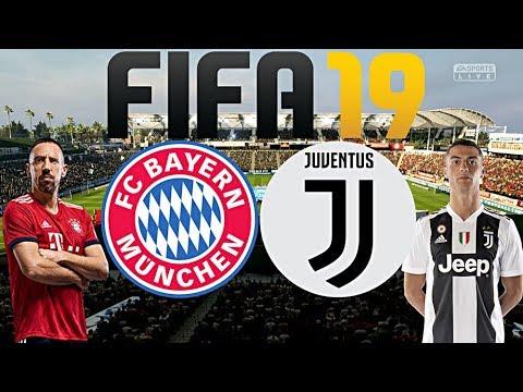 FIFA 19 | FC BAYERN MÜNCHEN vs. JUVENTUS TURIN | Saisonvorbereitung ◄FCB #03►