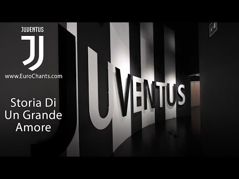 Storia Di Un Grande Amore – Juventus chant with LYRICS