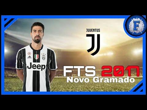 FTS 2017▶100% Atualizado▶Melhores Gráficos▶Novas Ligas▶Novo Logo Da Juventus + Download