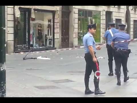 Torino. Pacco sospetto davanti allo Juventus Store