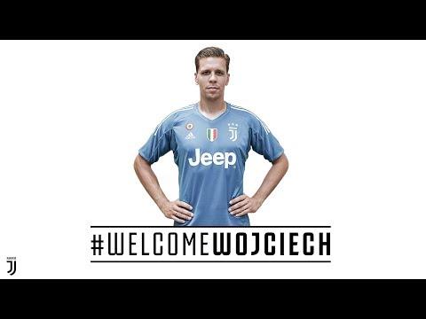 Wojciech Szczesny signs for Juventus!