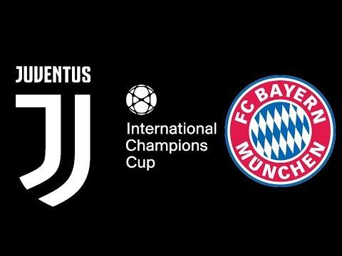 2018 International Champions Cup – Juventus vs Bayern Munich – FIFA 18