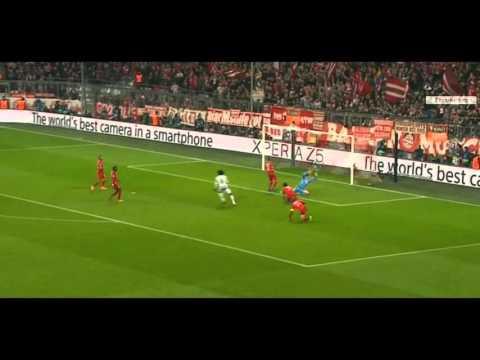 Goal Juan Cuadrado vs Bayern Munchen HD (Bayern Munchen 0-2 Juventus) 16.03.16