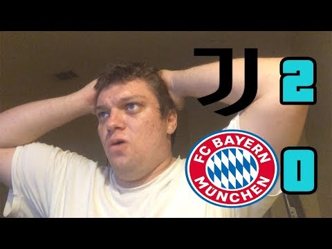 Juventus vs Bayern Munich 2-0 2018 ICC Champions Cup REACTION! Game #2
