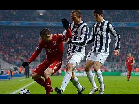 Juventus VS FC Bayern Munich Extended Promo Full HD April 10, 2013