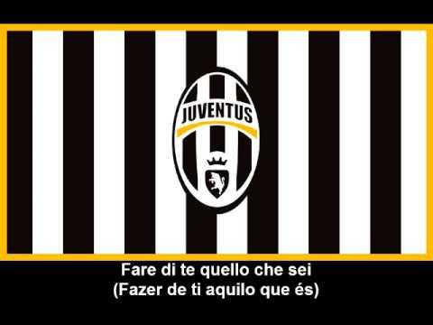 Inno Juventus Football Club (Testo) – Hino da Juventus de Turim (letra)