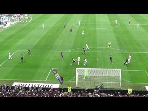 JUVENTUS Vs Lazio  Goal Pjanić   1-0
