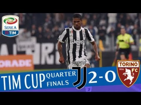 Juventus – Torino 2-0 – Highlights – TIM Cup 2017/18