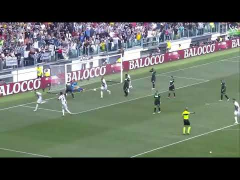 Juventus 2-1 Sassulo Ronaldo Scores First Juventus