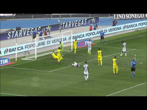 Chievo Verona – Juventus 0-1 – Highlights – Giornata 01 – Serie A TIM 2014/15