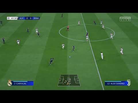 FIFA 19 Tactics | Juventus 2016-17