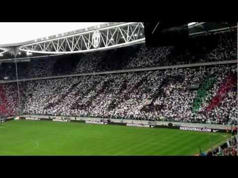 Inno Juve da brividi e Annuncio Formazione: Juventus-Atalanta – scudetto Num.30 13/5/2012