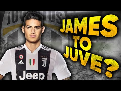Juventus Frontrunners To Sign James Rodriguez After Bayern Munich Snub! | Futbol Mundial