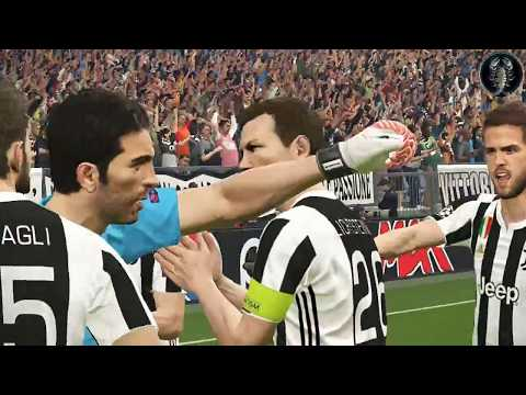 "Final UEFA Champions League ""Rigori"" | Juventus vs Bayern Monaco | Grande Parata | PES 2018"