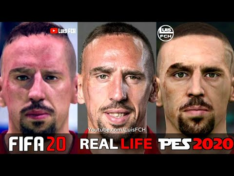 FIFA 20 vs PES 2020 | NEW FACES | BAYERN MUNICH, REAL MADRID, JUVENTUS | SUGGESTIONS | LuisFCH
