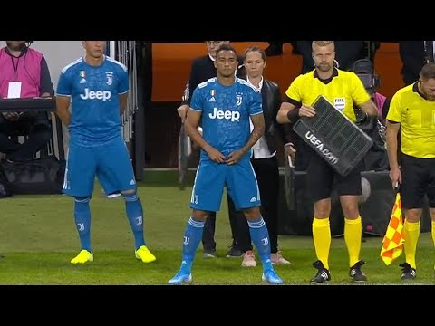 Danilo vs Atletico Madrid – Juventus Debut