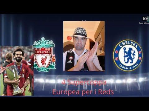 Liverpool Vs Chelsea 2-2(5-4d.c.r); Juve A Juve B 3-1a Villar Perosa doppietta Dybala