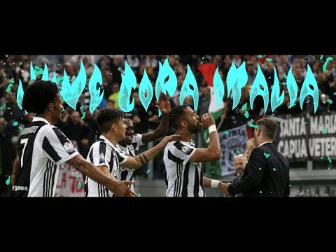 JUVE – Copa Italia 2017/18 #4ZAJUVE