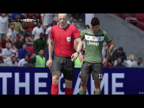 TOTTENHAM HOTSPUR vs JUVENTUS FIFA 18 predictions 2017-18 Champions League 07.03.2018