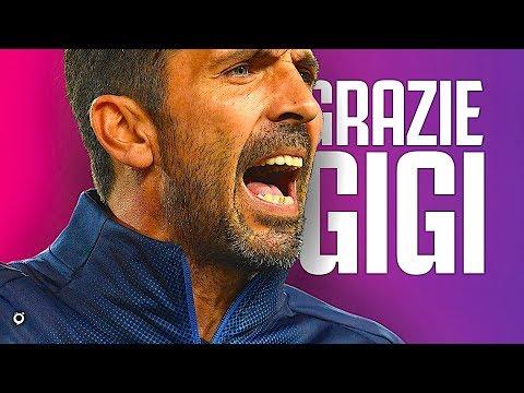 Gigi Buffon – Goodbye Juventus • 2001 – 2018
