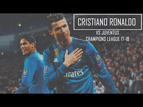 Cristiano Ronaldo vs Juventus (Away) HD 720p – Juventus vs Real Madrid 0-3