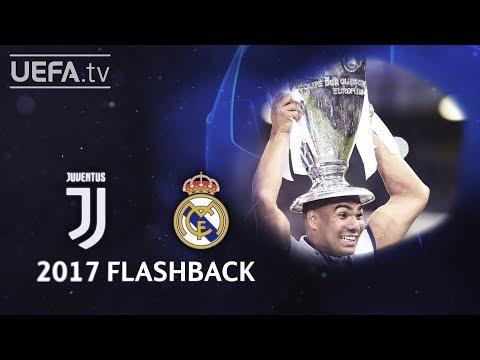 JUVENTUS 1-4 REAL MADRID: #UCL 2017 FINAL FLASHBACK