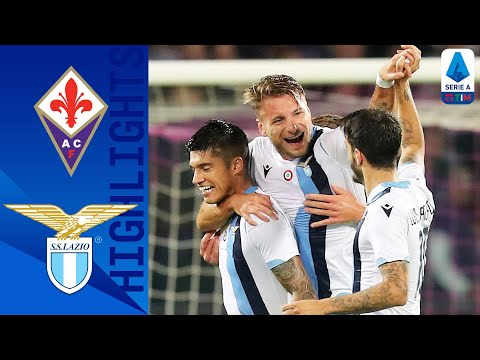 Fiorentina 1-2 Lazio | Last-Minute Immobile Header Wins It Before Penalty Late Drama! | Serie A
