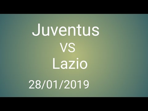 JUV VS LAZ || Juventus Vs Lazio #dream11 #Serie A #Prediction 28/01/2019