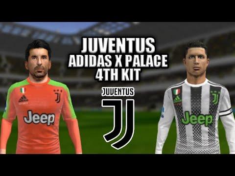 Juventus 4th Kit In Dream League Soccer 2019 • GamerDude03