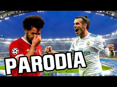 Canción Real Madrid vs Liverpool 3-1 (Parodia Reik – Me Niego ft. Ozuna, Wisin)