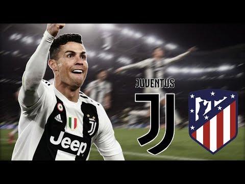 Ronaldo & Allegri Masterclass | Juventus-Atletico Tactical Analysis
