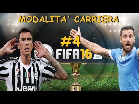 Fifa 16 Modalità Carriera Allenatore #4 – Finale di Supercoppa Italiana