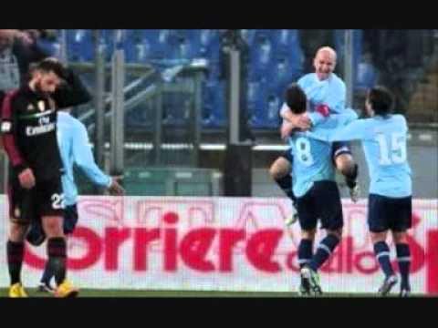 Lazio-Milan 2-0 commento Guido de Angelis goal Hernanes e Rocchi
