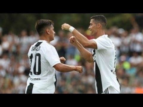 Ronaldo scores first Juventus goal in friendly with  Juventus B