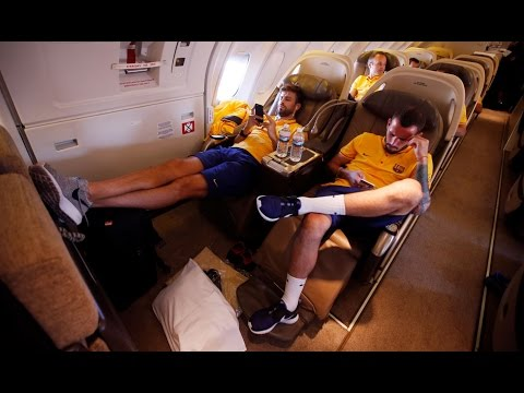 Documentary – FC Barcelona 2015 US Tour