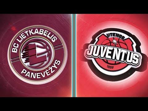 """Betsafe–LKL"" rungtynių apžvalga: ""Lietkabelis"" – Juventus"" [2019-11-24]"