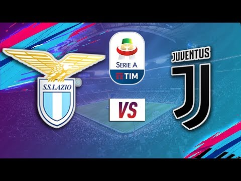 Lazio vs Juventus | FIFA 19 | Serie A