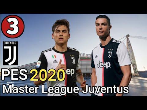 PES 2020 Indonesia Juventus Master League: Laga Pramusim ICC 2019 melawan Tottenham Hotspur #03
