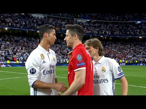 Cristiano Ronaldo vs Bayern Munich Home HD 1080i (18/04/2017) by 1900FCBFreak