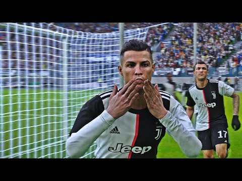 PES 2020 – Bayern München vs Juventus | Gameplay HD PS4 PRO