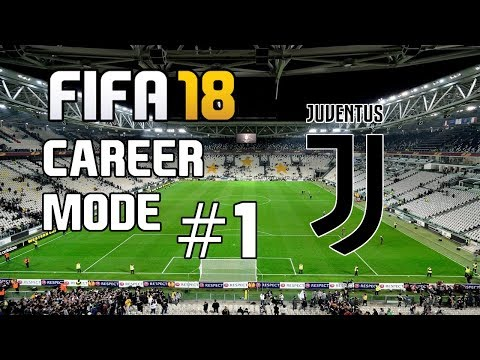 "FIFA 18 Juventus Career Mode Ep.1 ""OP SQUAD & TRANSFERS!"""