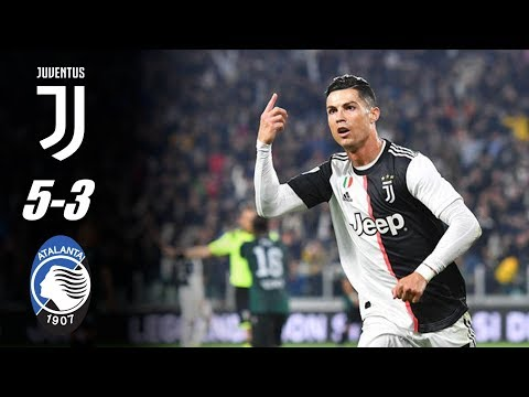 Juventus vs Atalanta 5-3 – All Goals & Extended Highlights RÉSUMÉ & GOLES HD (Last Matches)