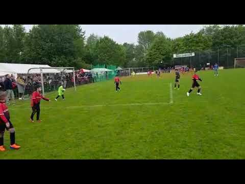 U9 Kempen cup DSV 1900 gegen Juventus Turin