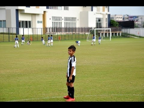 Jonah Ward –  Juventus Shanghai U9 –  December Highlights