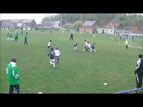 u9 RFB -shape-youth-f-c  Juventus 1 ère partie