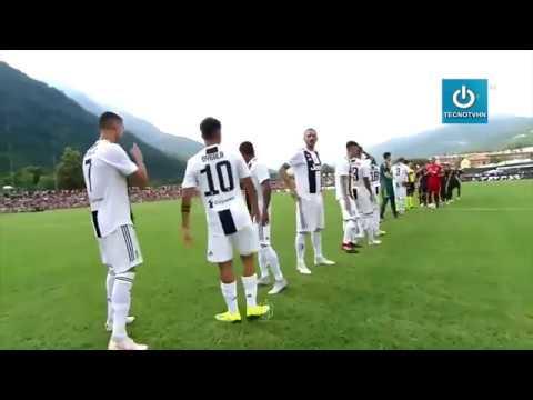 #viral #juventus #cristianoronaldo Cristiano Ronaldo Debut vs Juventus B 12 08 2018 H