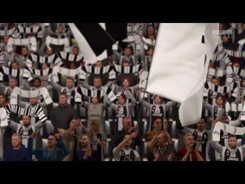 FIFA 19 Juventus VS Barcelona Gameplay #Ronaldo #MESSI WHOSCORES