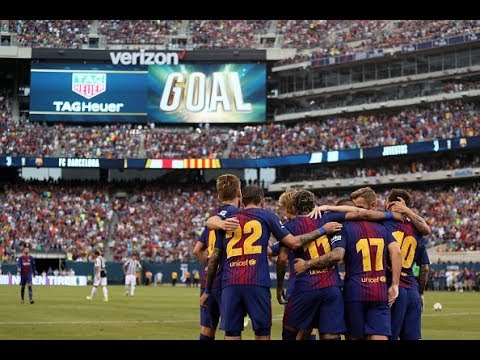 Barcelona vs Juventus [2-1], International Champions Cup, 2017