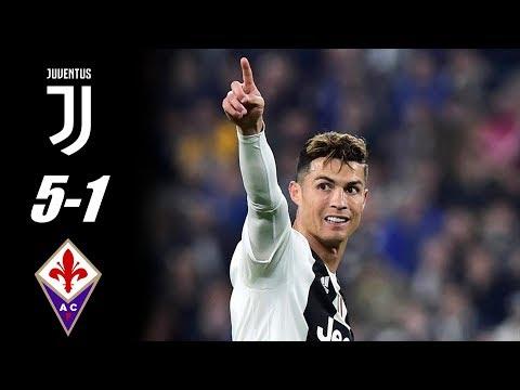Juventus vs Fiorentina 5-1 – All Goals & Extended Highlights RÉSUMÉ & GOLES HD (Last Matches)