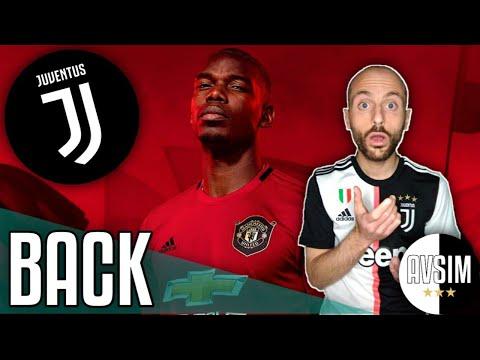 Pogba alla Juve al 100%. Parola di Momblano su IFTV ||| Mercato Avsim